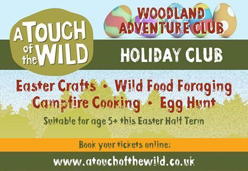 Easter Woodland Adventure Club