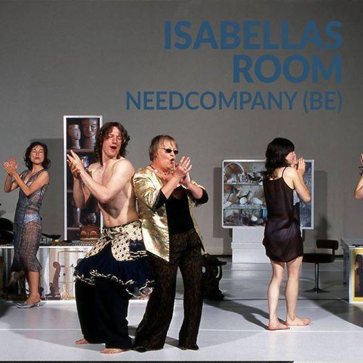 ILT Festival  Isabellas Room af Needcompany (BE)
