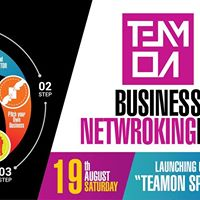 Business Networking Day with New Team Launch &quotTeamON Spartans&quot