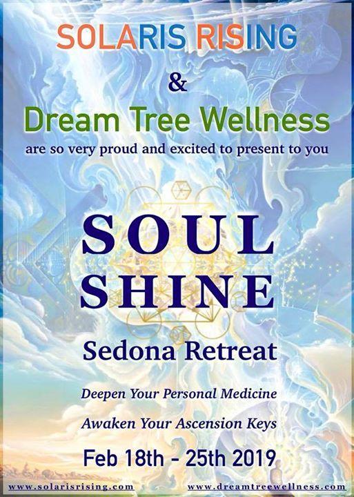 Soul Shine Sedona Retreat