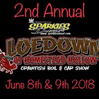2nd Annual LOEDOWN at Homestead Hollow Presented By Sparkles Detail