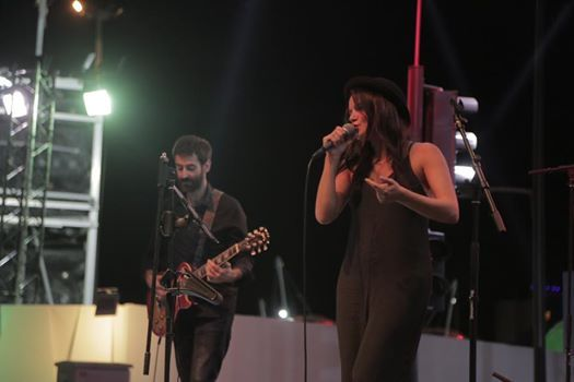 Paola and The Band
