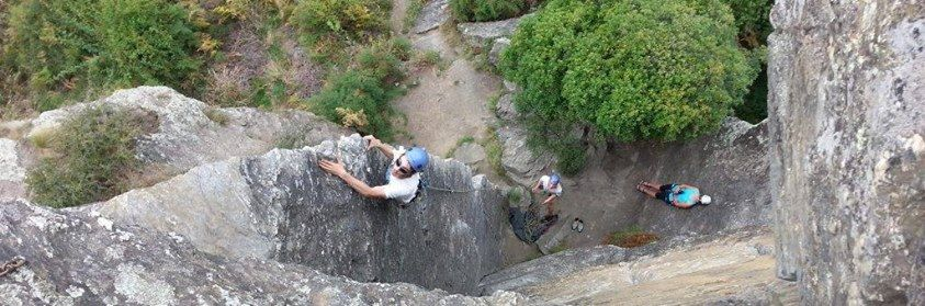 Learn to Lead Climb Course - 2 Day