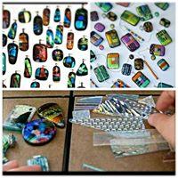 Beginner Glass Fusing Class at Artsy Fartsy
