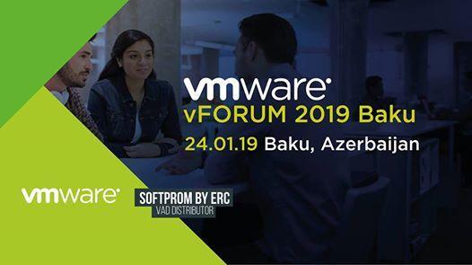 VMware vFORUM Baku
