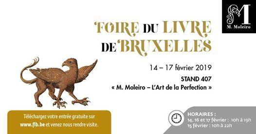 Foire du livre de Bruxelles
