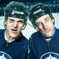 Hockey Night at the Puck &amp Pickle Pub at the Edmonton Fringe