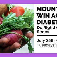 Mount Auburn Win Against Diabetes