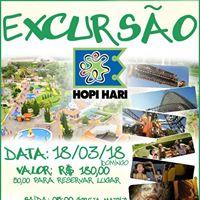 Excurso Hopi Hari- Pacanhella Turismo
