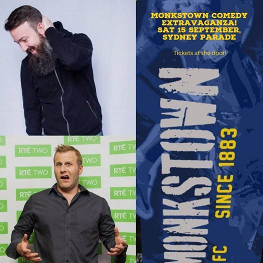 Monkstown Comedy Extravaganza