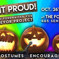 Sing it Proud Karaoke Fundraiser for the Trevor Project