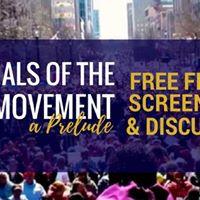 Millennials of the Moral Movement Film Screening