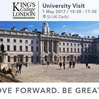 Kings College London Visiting SI-UK Delhi