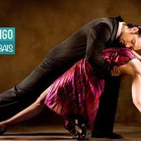 Clase de tango en la Catedral I BAIS Argentina