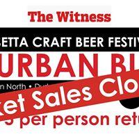 Durban Bus - Rosetta Craft Beer Festival