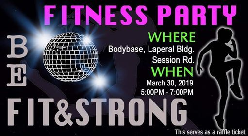 FITNESS PARTY at BODYBASE