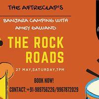 Banjara Camping with Amey Gawand The Rock Roads Project