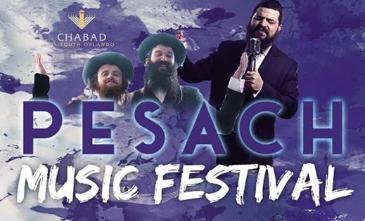 Orlando Pesach Music Festival at Rosen JCC, Florida