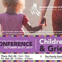 Children &amp Grief Conference