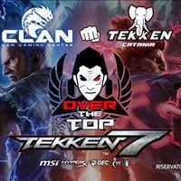 Tekken 7 Over the Top