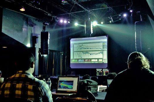 Curso Tcnico de sistemas para espectculos