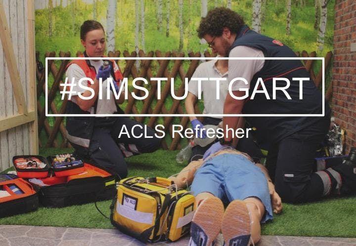 ACLS Refresher inkl. Simulationstraining