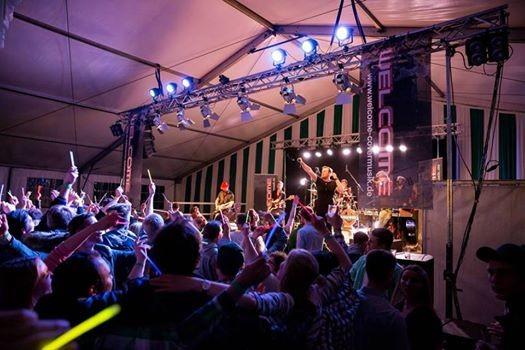 Sommerfest K G Lustige Klosterbruder E V At Kuchen Hoster Krefeld