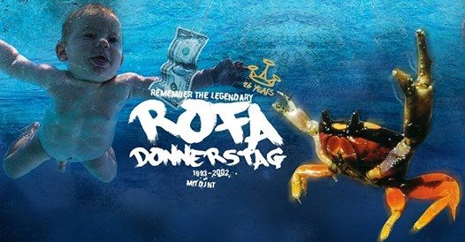 Remember the ROFA Donnerstag 1993 - 2002  26 Years DJ NT