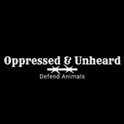 Oppressed & Unheard