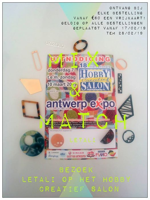 Hobbysalon Antwerp Expo