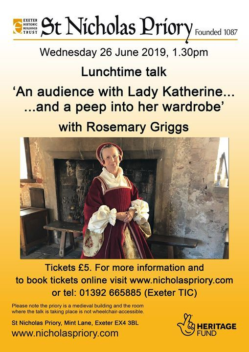 An Audience with Lady Katherine