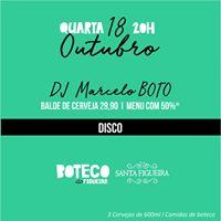 DJ Marcelo BOTO - Boteco do Figueira