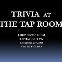 Trivia Night at the Tap Room 82