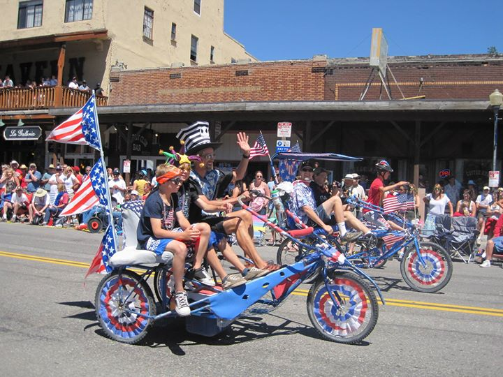 Image result for truckee fourth of july parade 2017