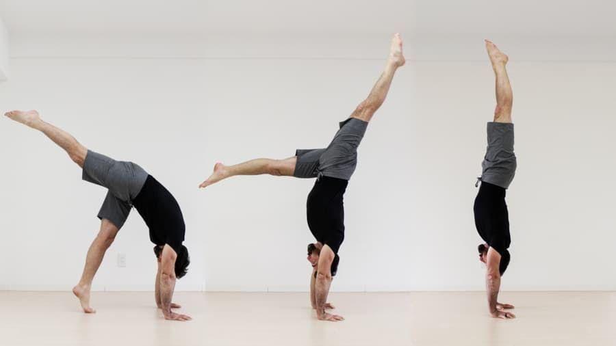 Gymnastics Seminar With Lisa Newman At Blue Titan Fitness