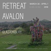 YogaCello Retreat in Avalon  Glastonbury
