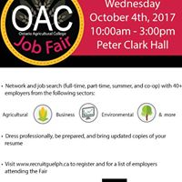 OAC Job Fair