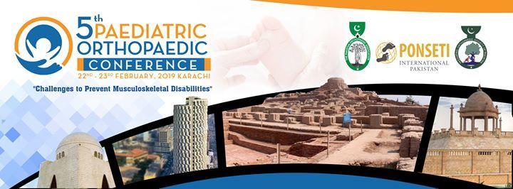 5th Paediatric Orthopaedic Conference at Orbit