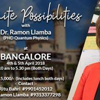 Infinite Possibilities by Ramon Llamba
