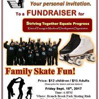 STEP Family &amp Community Skate Nite