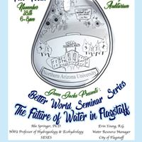 The Future of Water in Flagstaff