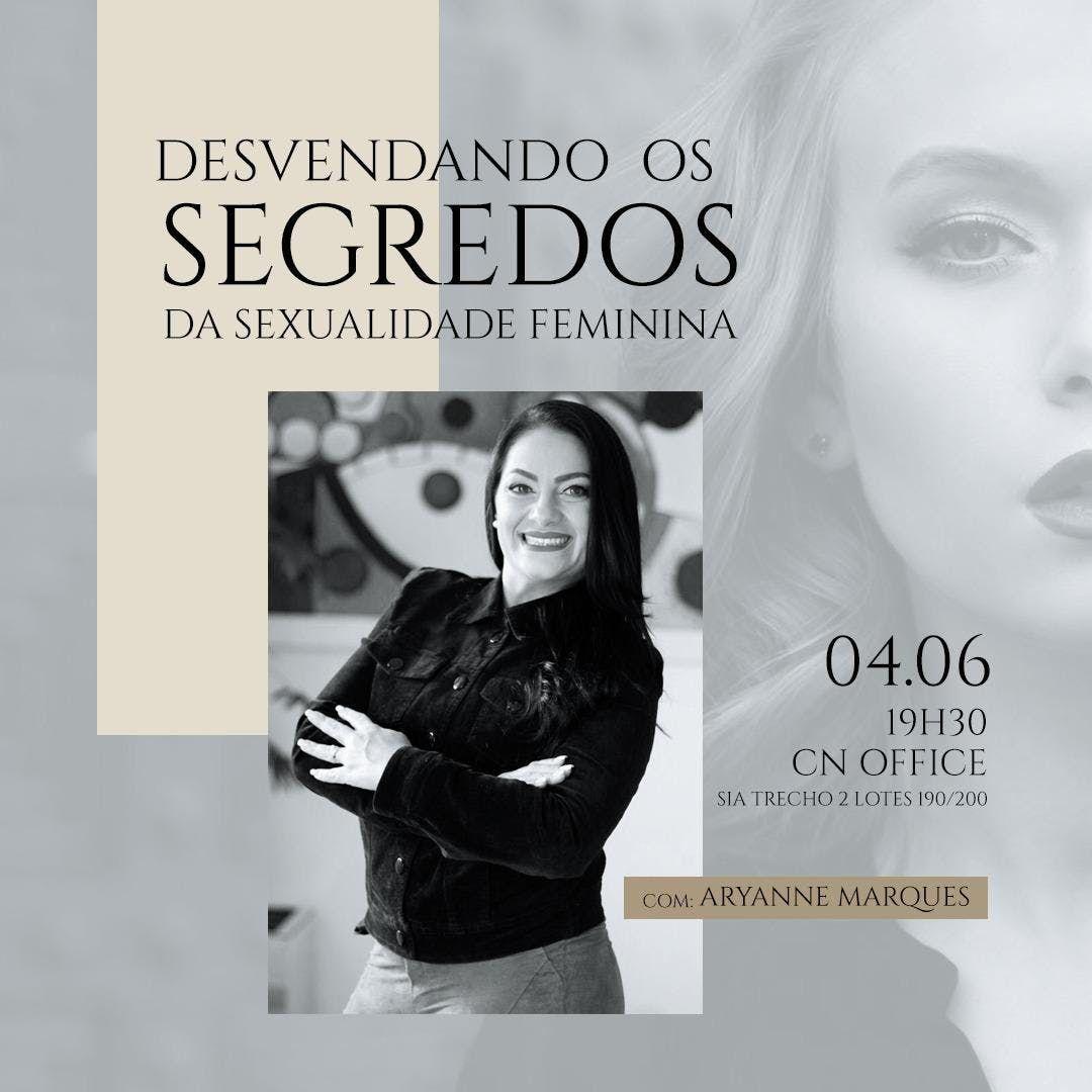 DESVENDANDO OS SEGREDOS DA SEXUALIDADE FEMININA