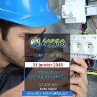 Formation Electricit Btiment