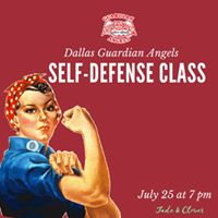 Self Defense Class with Dallas Guardian Angels