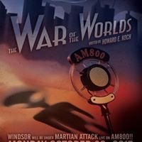 SHO Presents Orson Welles 1938 Radio Classic War of the Worlds