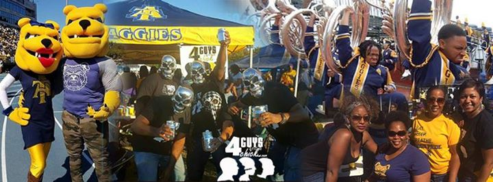 North Carolina A&T State University Homecoming 2017 (GHOE2017)