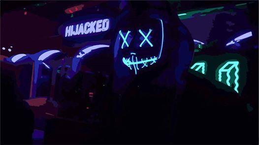Hijacked Halloween