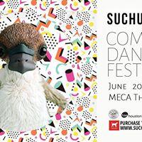 Comedy Dance Festival June 9-24