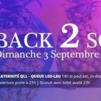 Back 2 School QLL