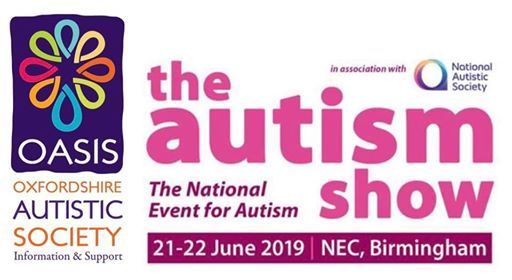 OASIS trip to Autism show NEC and travel